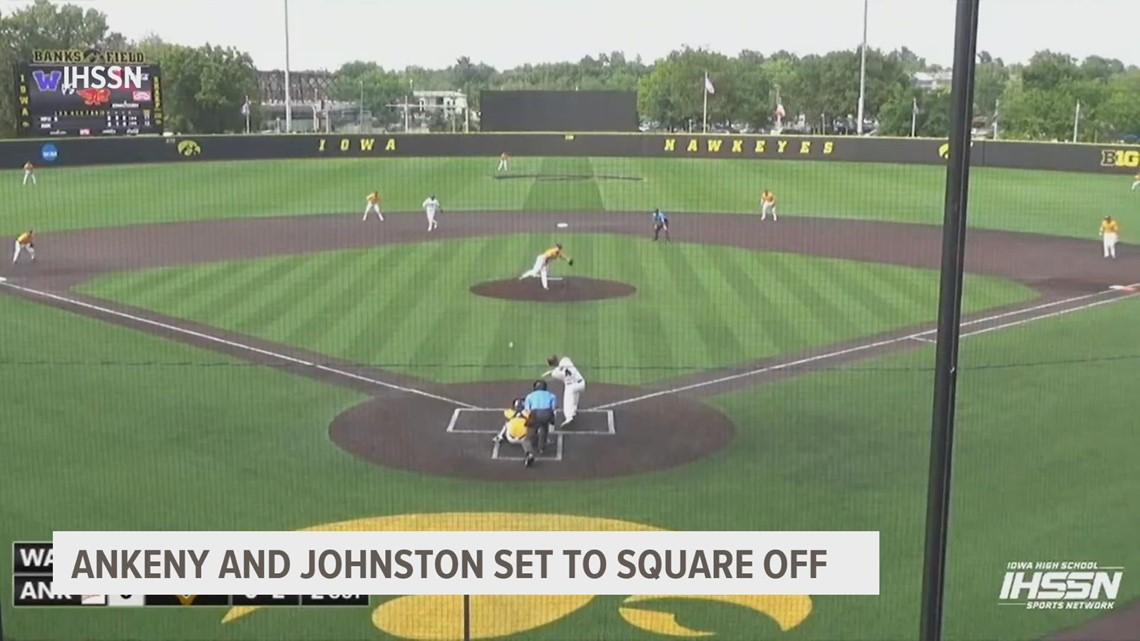 Johnston takes on Ankeny for Class 4A state baseball semifinals Friday night
