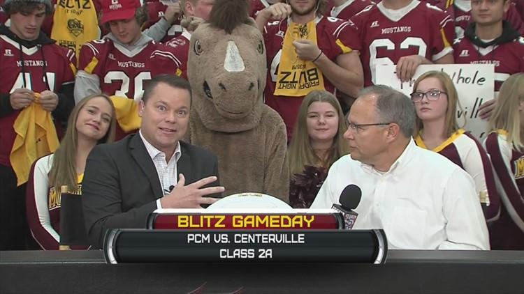 Prairie City-Monroe Superintendent on Blitz Gameday