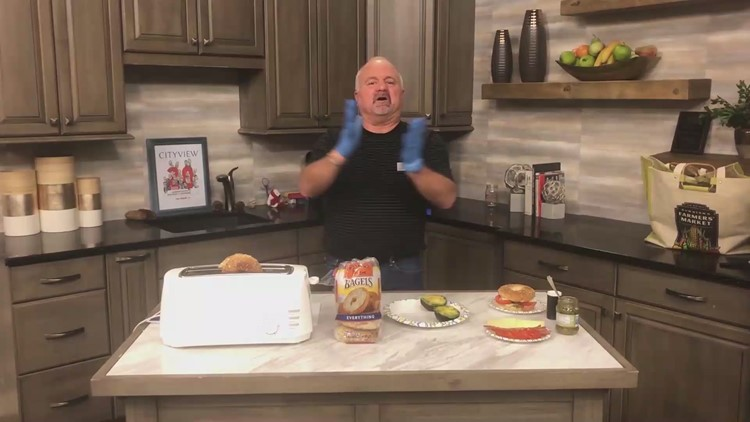 Beyond Live: National Bagel Day!