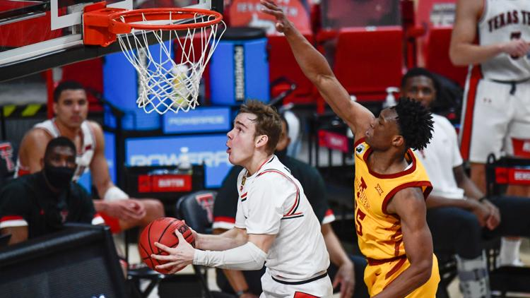 McClung leads No. 18 Texas Tech to 81-54 rout of Iowa State
