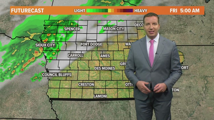 Morning Weather Update: Sep. 16, 2021