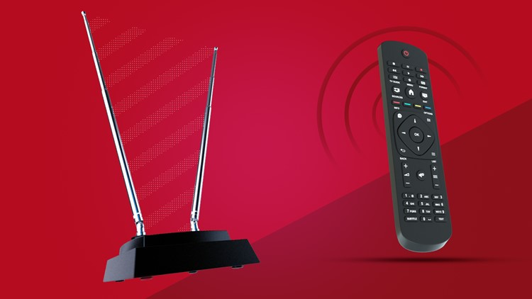 Improved signal requires rescan for some of Local 5's antenna viewers