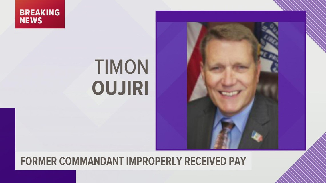 Audit: Former Iowa Veterans Home leader received $90K in excess pay