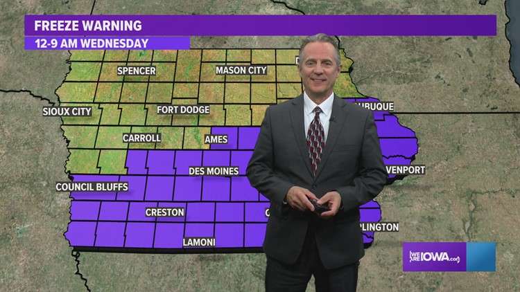Weather Update April 20, 2021