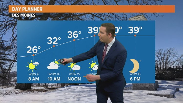 Morning Weather Update: Feb. 22, 2021