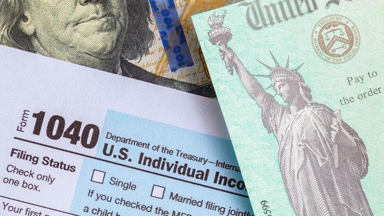 Stimulus checks and child tax credits: IRS may need your 2020 tax return