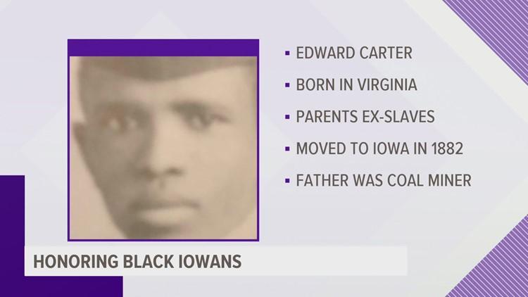 Celebrating Black Iowans: Dr. Edward Carter