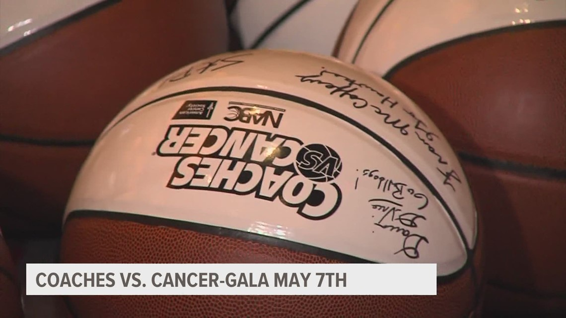 Gearing up for virtual Coaches vs. Cancer Gala once again