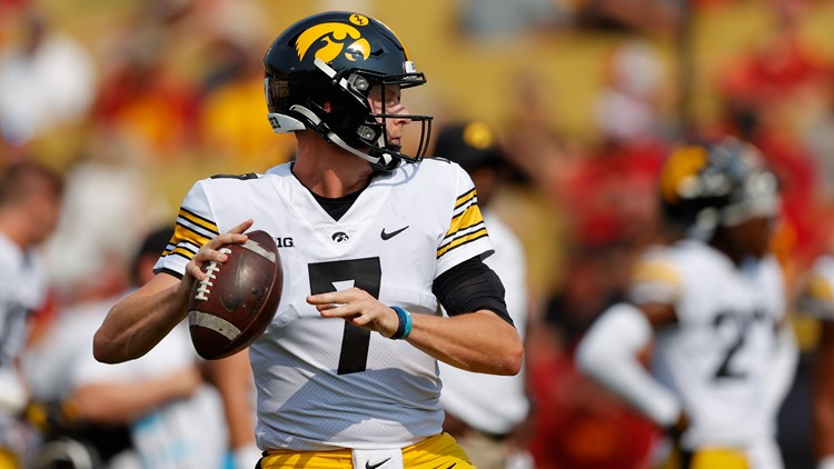 Following wins over ranked foes, No. 5 Iowa to host Kent State