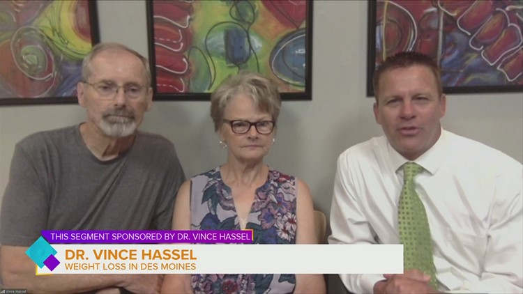 Couple completes Dr. Hassel ChiroThin program for different reasons! | Paid Content