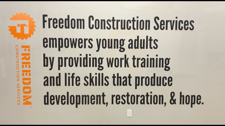 BEYOND LIVE: Freedom Construction Services, training our next generation for work in the trades