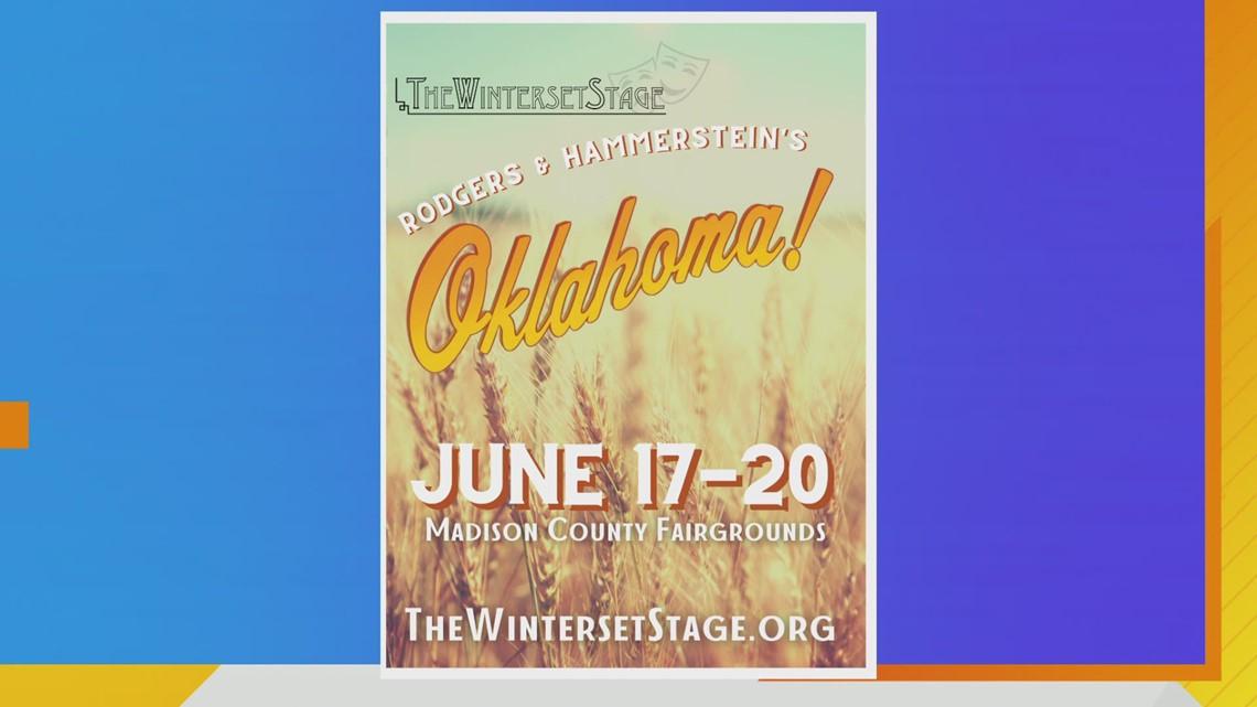 OKLAHOMA! coming to Winterset