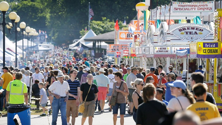 100 days until the 2021 Iowa State Fair— what are your favorite memories?