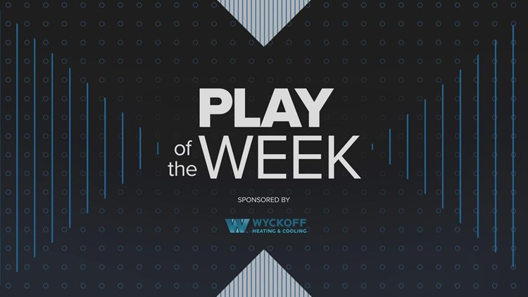 Friday Night Blitz Wycoff Heating and Cooling Play of the Week