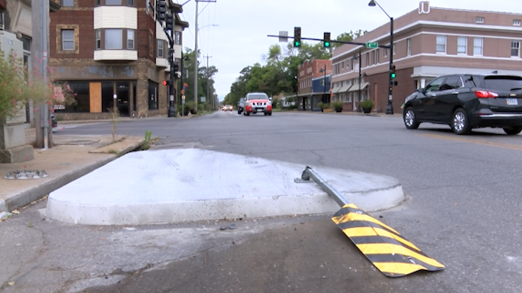 Businesses say Euclid Ave. changes helping with safety in Highland Park, Oak Park Neighborhood