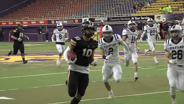Southeast Polk chasing first football title