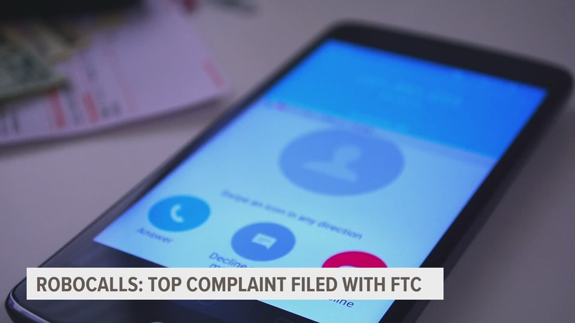 Stop the Call: Robocalls in Iowa soar after COVID dip