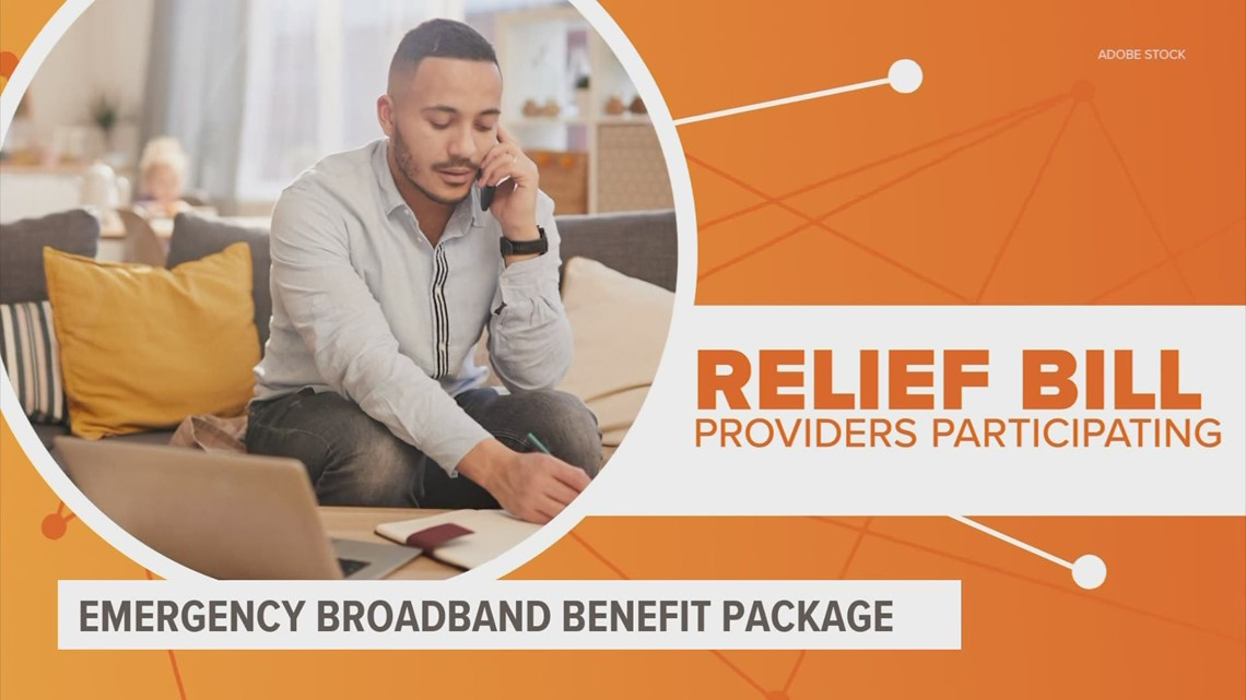 Here's how you can get up to $50 off your internet bill with the Emergency Broadband Benefit