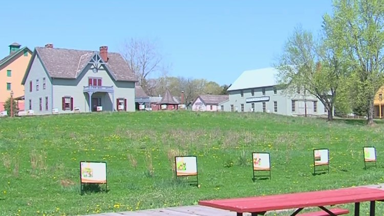 Living History Farms opening back up on Saturday