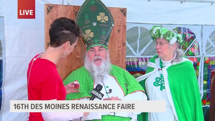 16th Des Moines Renaissance Faire happening this weekend