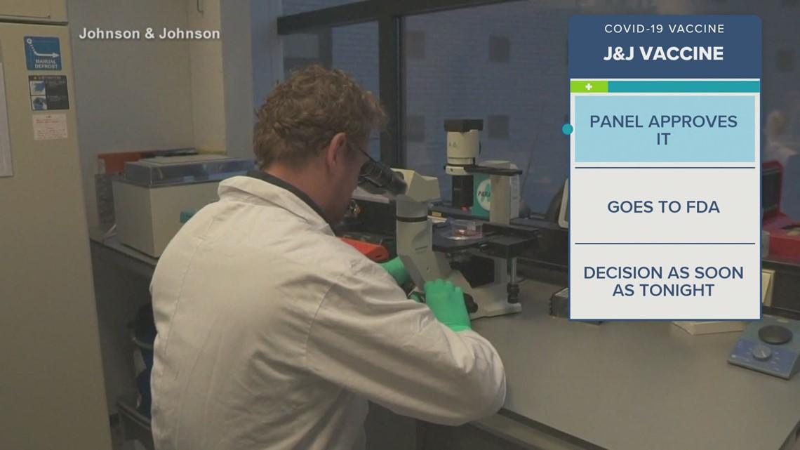 US advisers endorse single-shot COVID-19 vaccine from Johnson & Johnson