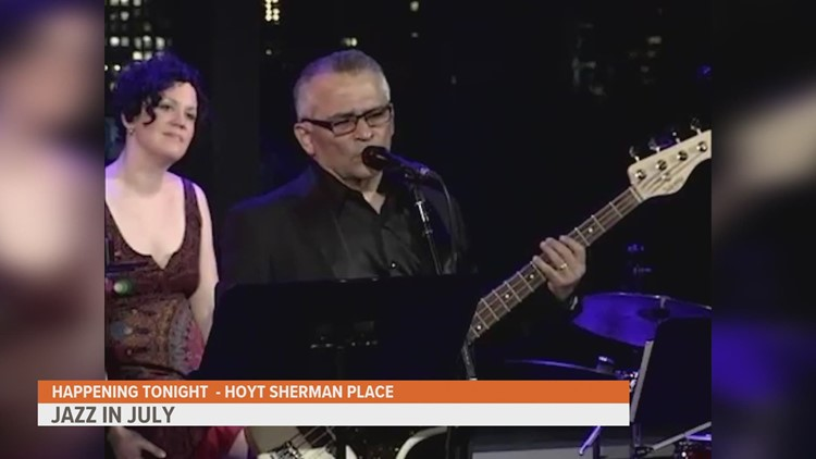 'Jazz in July' returns with Gabriel Espinosa Band