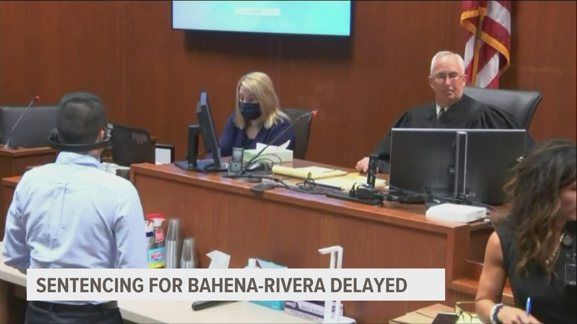 Cristhian Bahena Rivera sentencing delayed, court to hear arguments on alleged new evidence Thursday