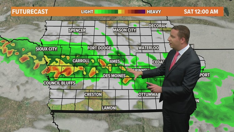Morning Weather Update: July 30, 2021