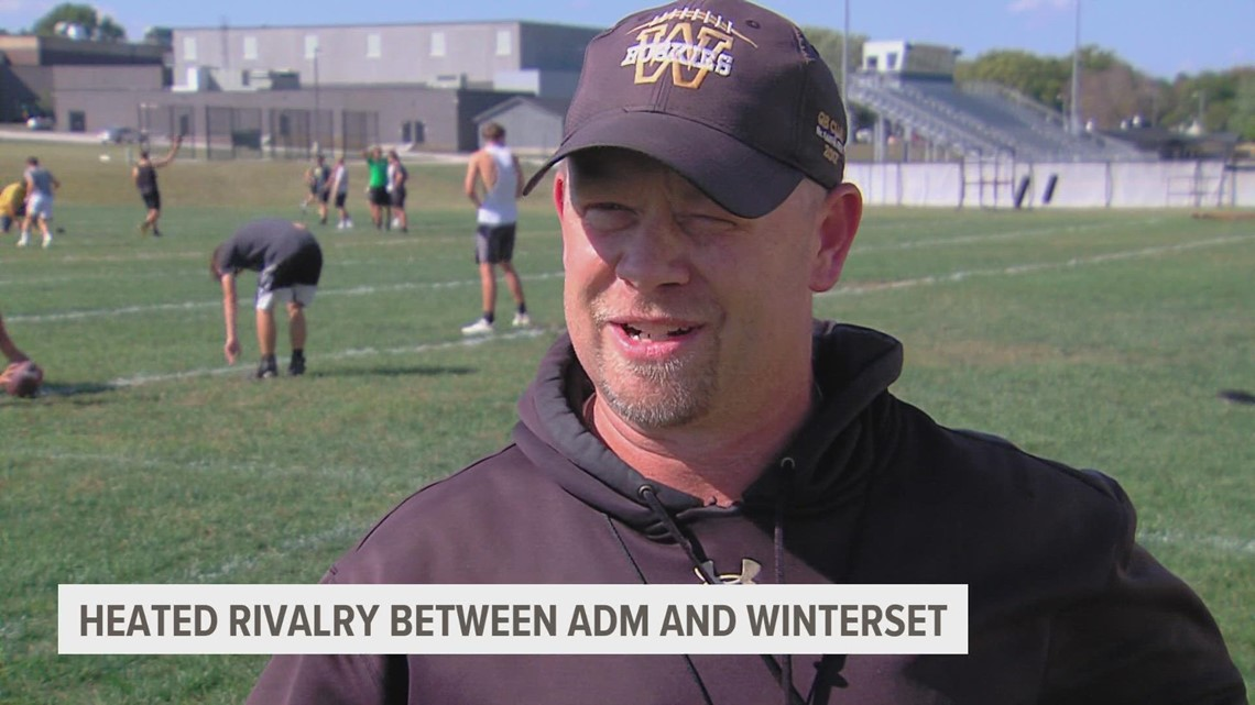 Previewing Week 4 ADM-Winterset matchup on 'Friday Night Blitz'