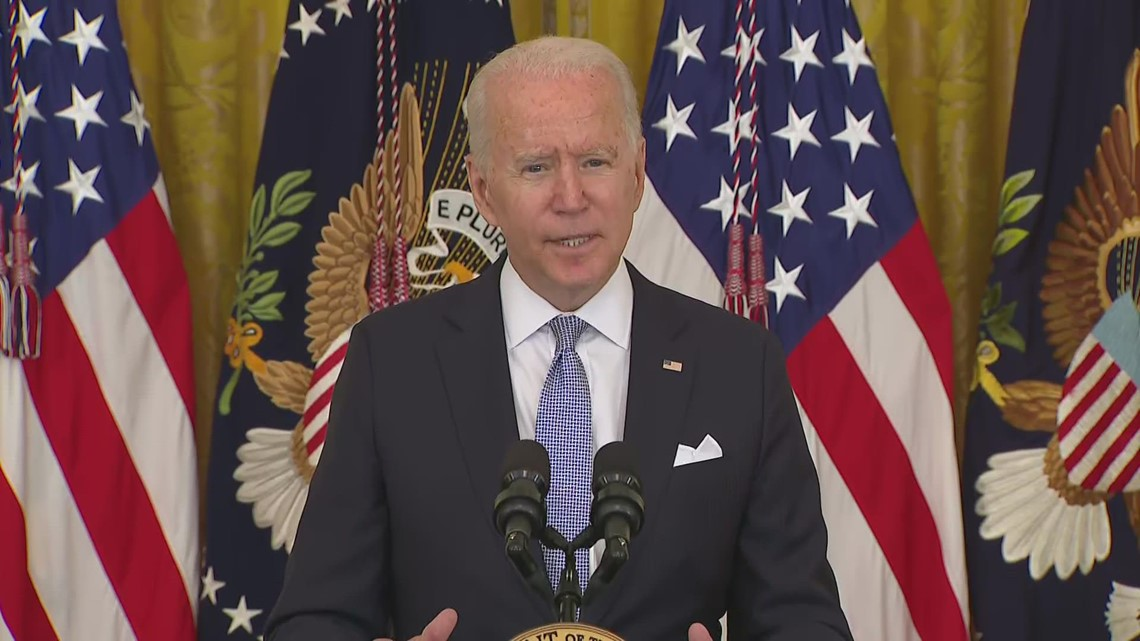 President Biden orders new vaccination rules for federal government