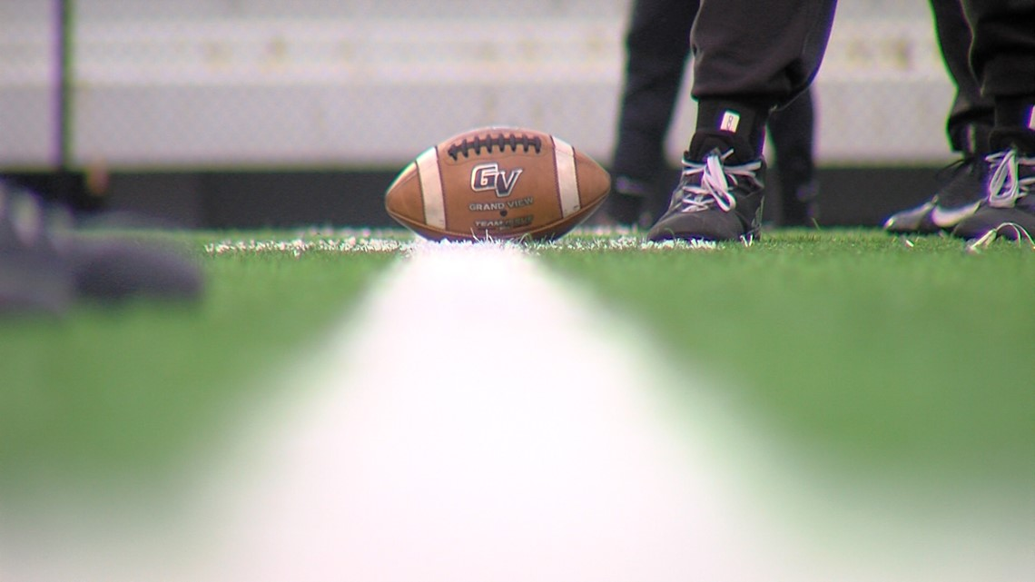 Grand View ready for tough test Dordt presents