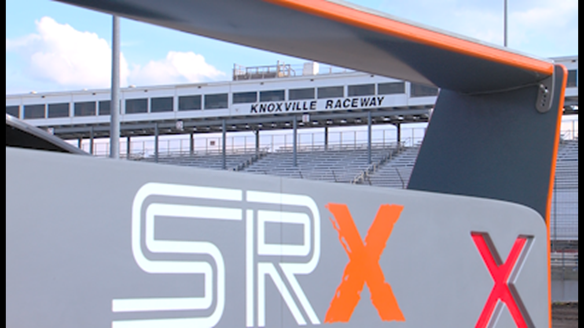 SRX Racing Series hits Knoxville Raceway for testing on new car