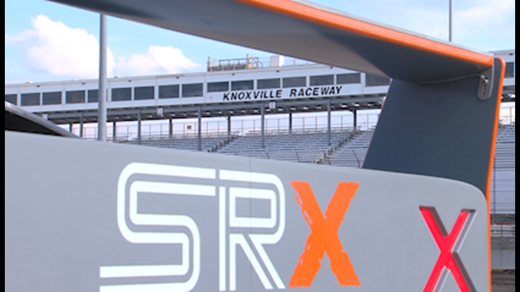SRX Series hits the dirt at Knoxville Raceway for testing ahead of June 19th race