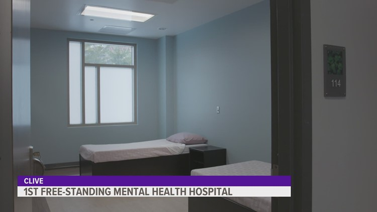 Clive Behavioral Health opens new doors for mental health treatment in metro