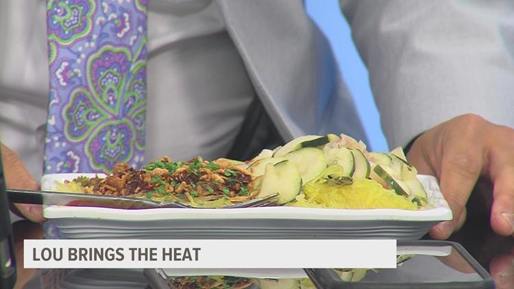 Lola's Fine Kitchen brings the heat on 'Good Morning Iowa'