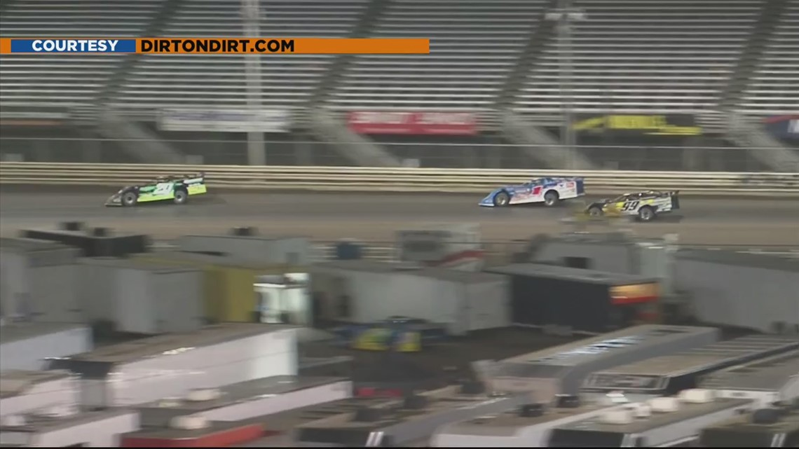 Late Model Knoxville Nationals