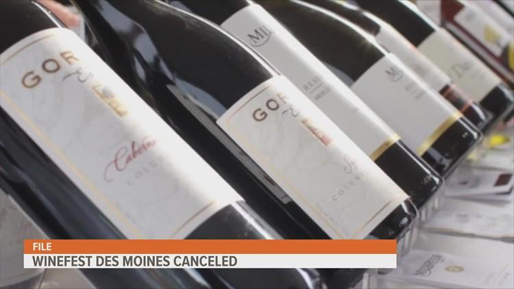 Winefest canceled, organizers say restaurant staffing shortage to blame