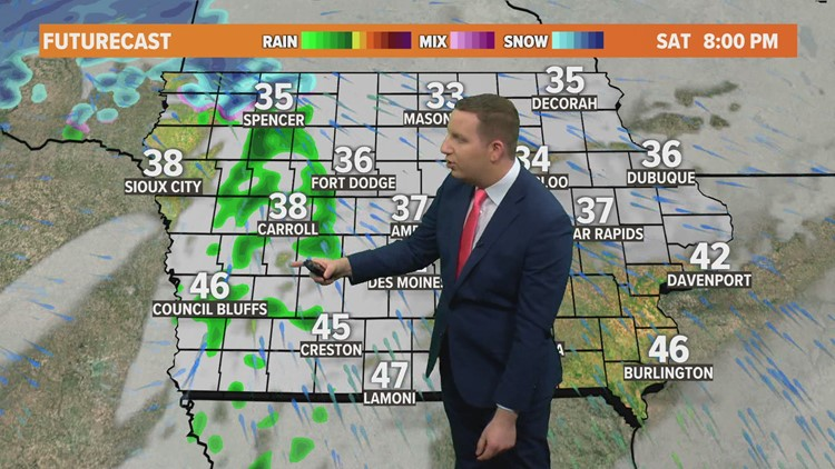 Morning Weather Update: Feb. 26, 2021