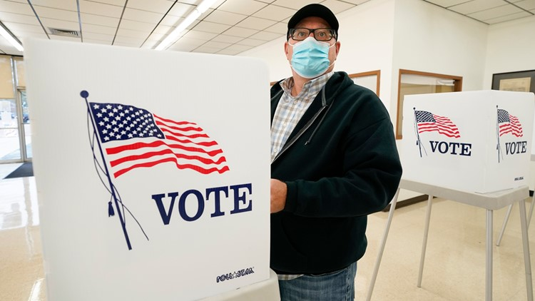 Arkansas nearly doubles 2016's week one early vote count for 2020 election