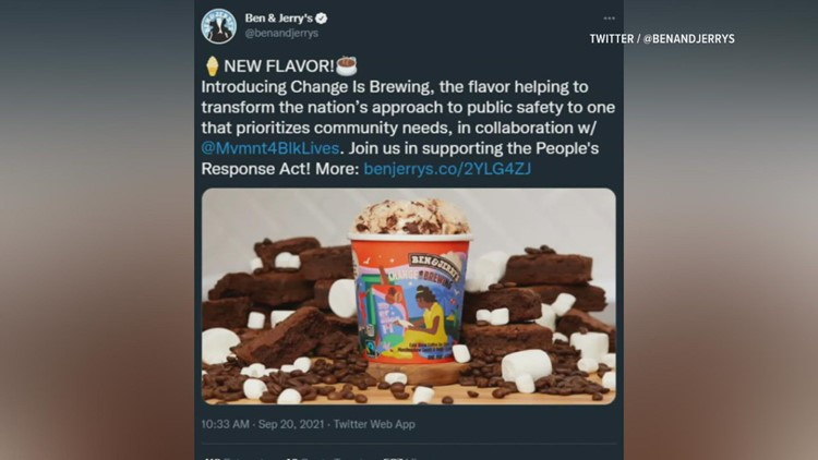'Change is Brewing' for BLK & Bold coffee