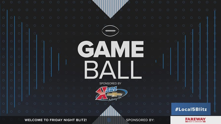 Karl Chevrolet Game Ball: Arland Bruce IV