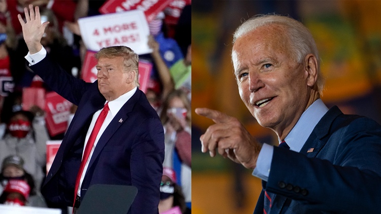 Monmouth Poll: Trump holds slim lead over Biden with registered voters in Iowa; Ernst and Greenfield tied