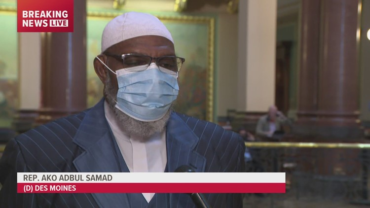 Live interview with state Rep. Ako Abdul-Samad following Chauvin verdict