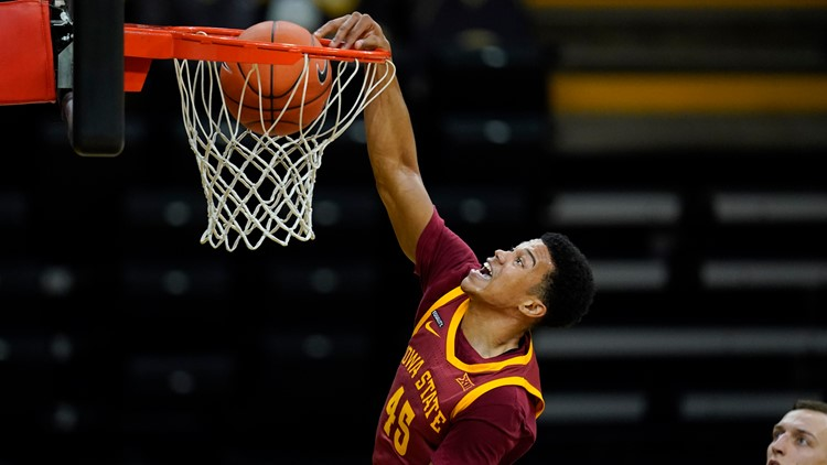Rasir Bolton, Iowa State's top scorer, says he'll transfer