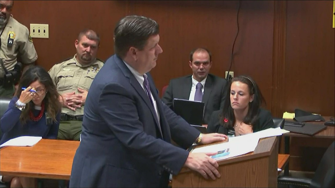 Death of Mollie Tibbetts: Defense gives closing argument in Cristhian Bahena Rivera trial (Pt. 2)