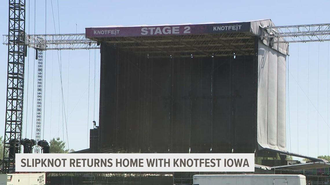 Preparations underway for Knotfest 2021