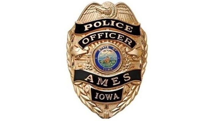 Ames police charge, arrest man for robbing a bank