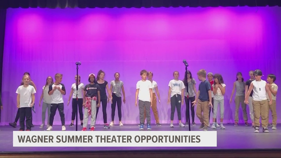 Wagner Summer Theater camp opportunities