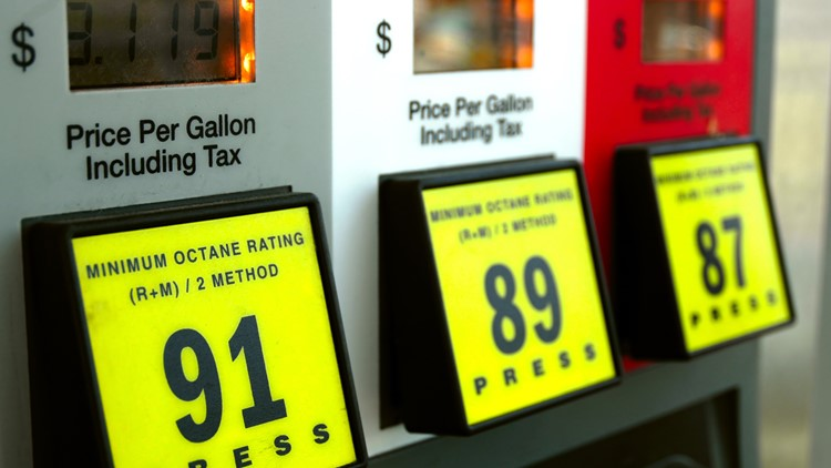 Here's where Iowa gas prices stand as July 2021 nears an end