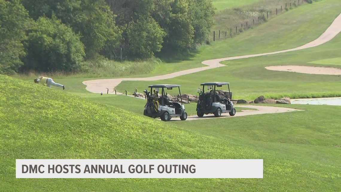 DMC Golf Classic sells out for first time in its history